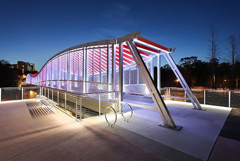 These Are the Coolest Bike and Pedestrian Bridges in the US