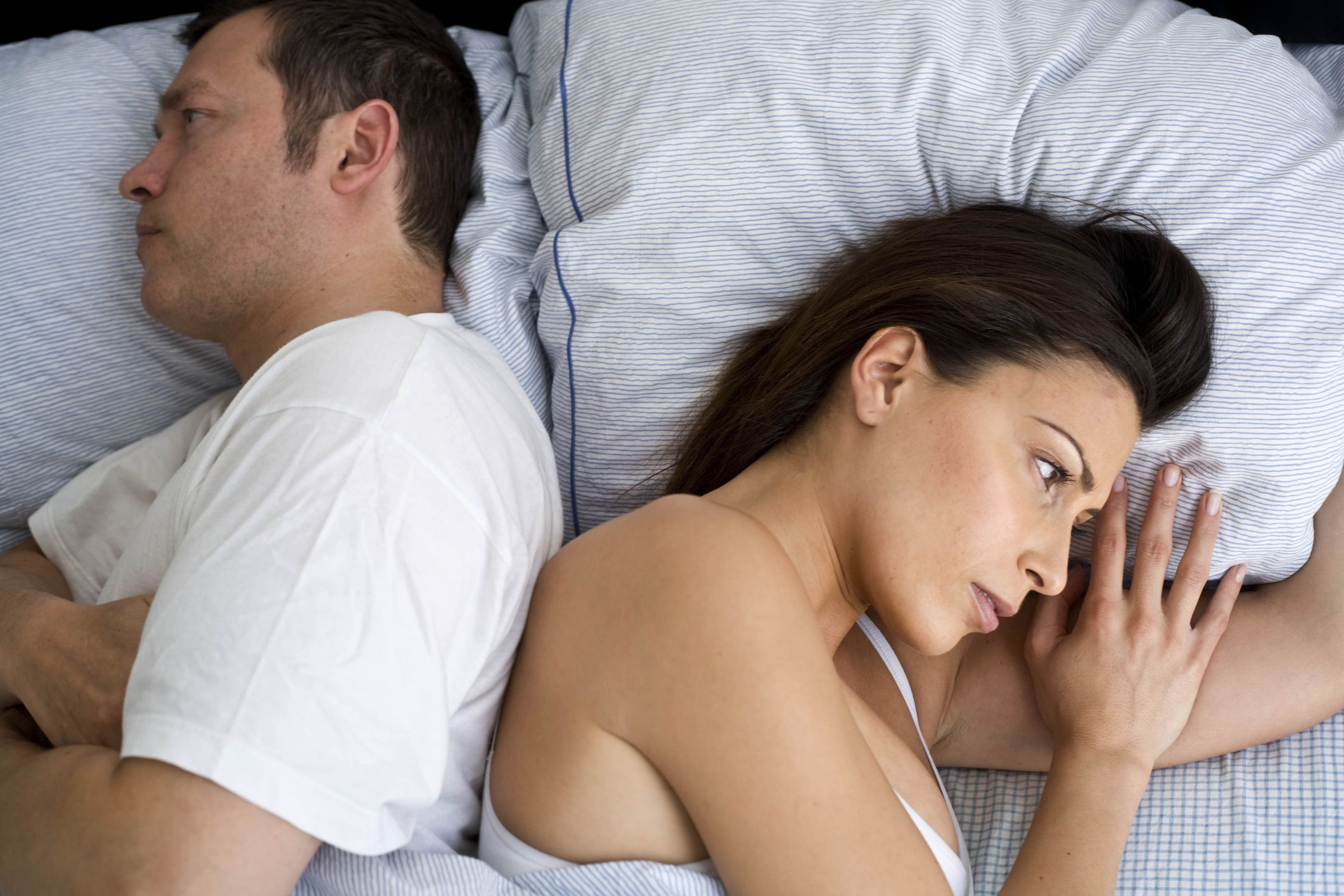 Emotionally withdrawn wife sexual dysfunction