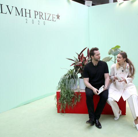 LVMH Prize Presentation