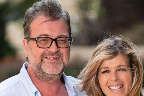 Kate Garraway S Husband Hospitalised With Covid 19