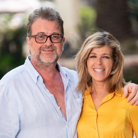 derek draper and kate garraway, i'm a celebrity, december 2019
