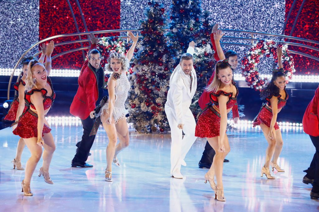 Derek Hough Speaks About His Serious Injury From Christmas