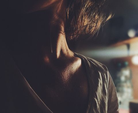 Hair, Face, Sky, Shoulder, Beauty, Head, Light, Skin, Eye, Nose,