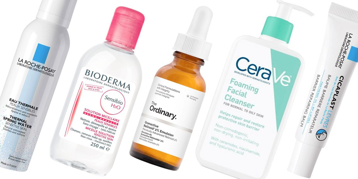 facial skin care products