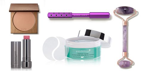 Purple, Beauty, Eye shadow, Pink, Eye, Material property,
