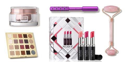 Beauty, Pink, Cosmetics, Eye shadow, Eye, Material property, Liquid, Lipstick, Games,