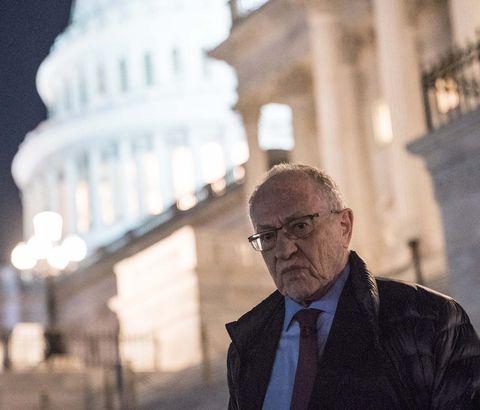 Capitol Hill as Senate Impeachment Trial Of President Trump Continues