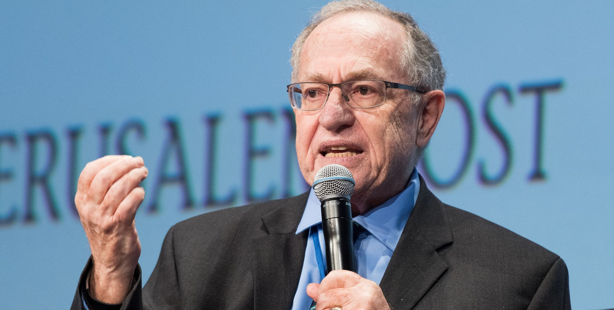 Alan Dershowitz Is Just the Latest Public Figure Who Forgot What Shame Feels Like