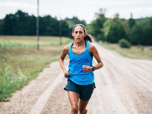 Desiree Linden Prepares for the 2019 Boston Marathon