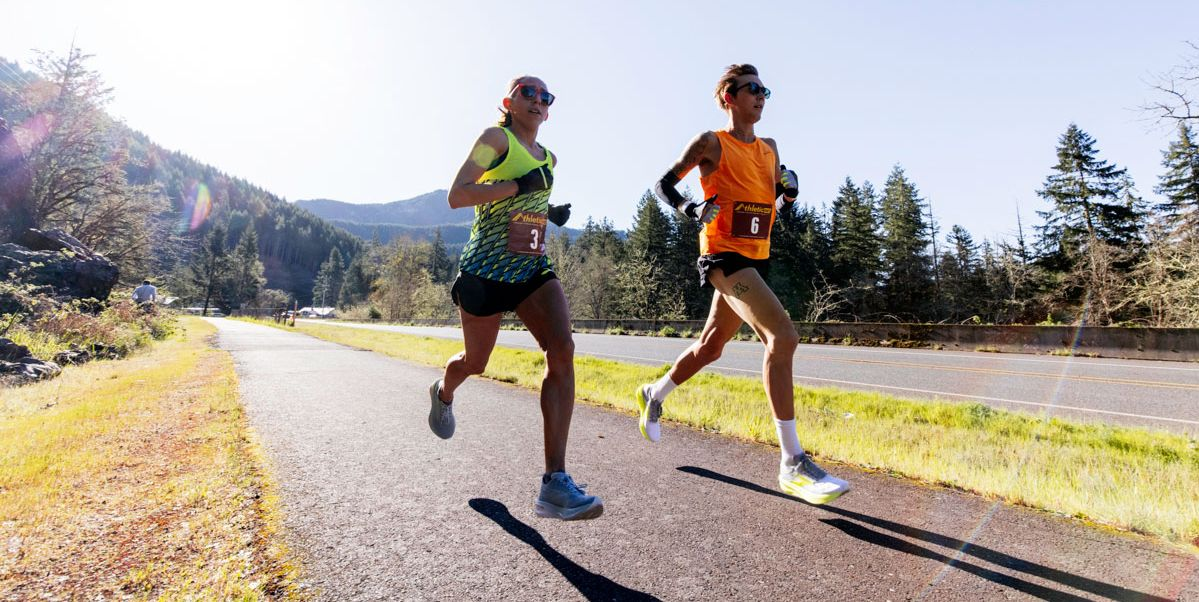 Des Linden Goes the Distance and Sets the 50K World Record