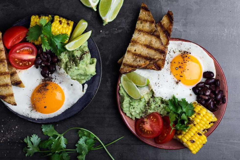 desayuno nutritivo para bajar de peso