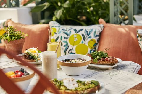 restaurante el patio marbella