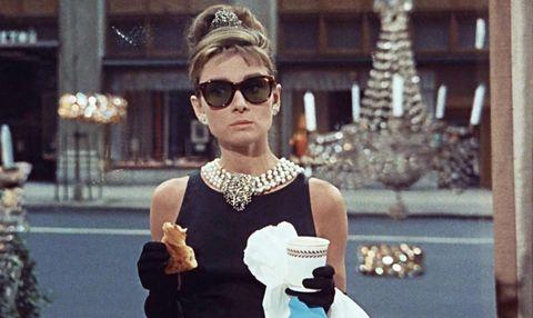 'desayuno con diamantes' 1961, con audrey hepburn