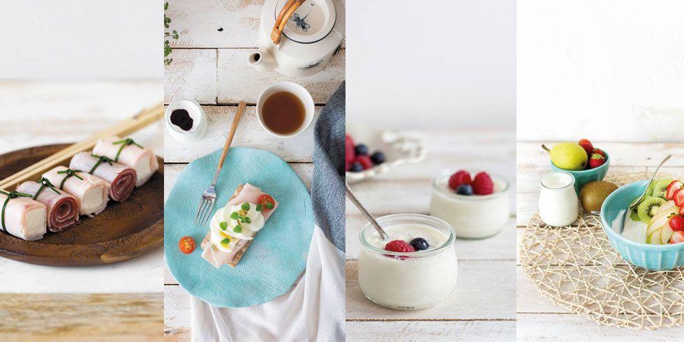 desayuno saludable para adelgazar recetas