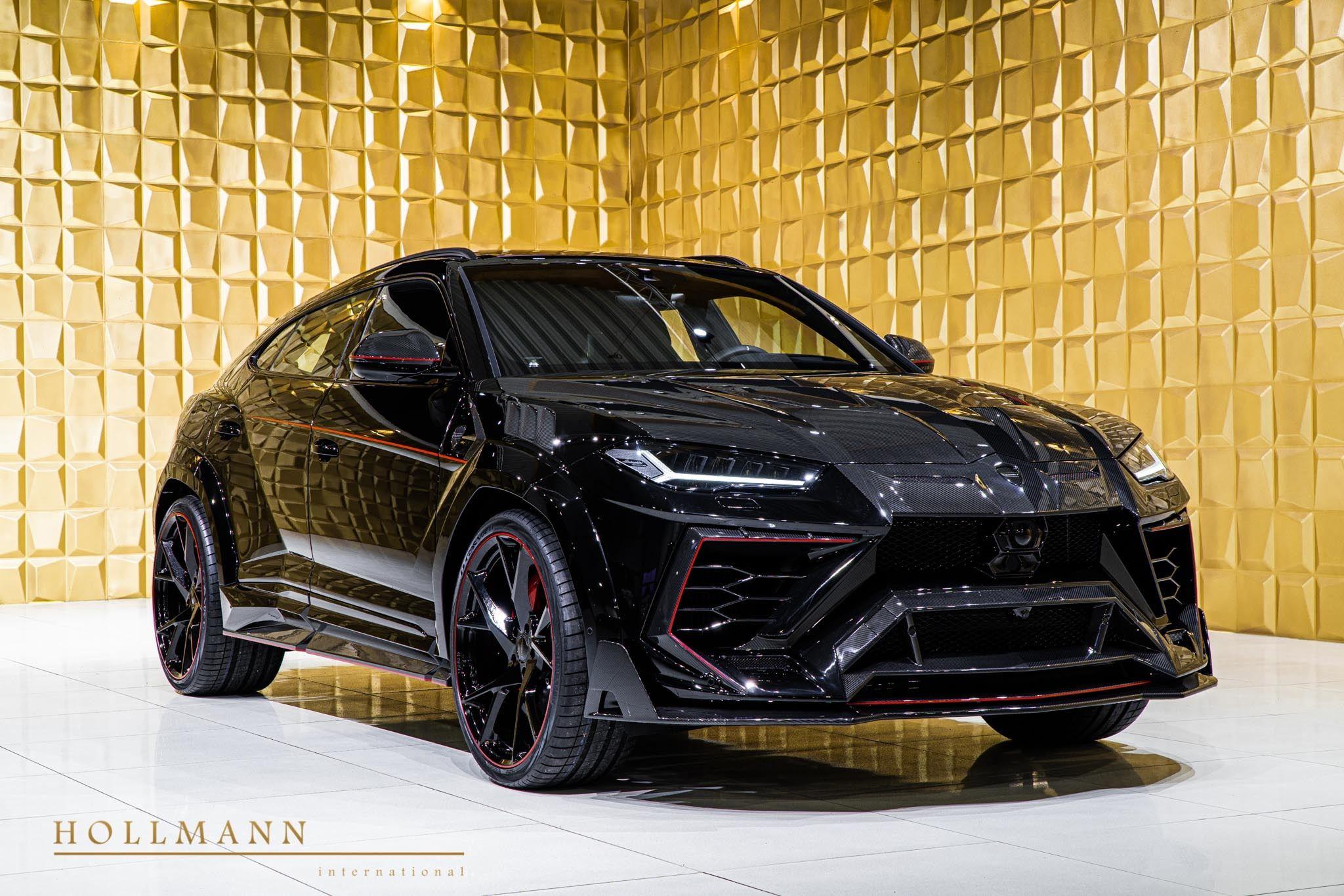 Lamborghini Urus By Mansory De Otro Nivel