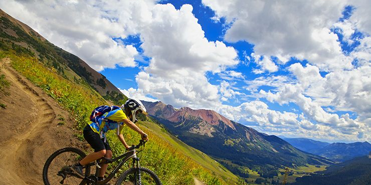 descent crested butte cycling mtb