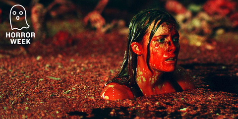 cosmo horror movie of the day the descent scary movies to watch lionsgate