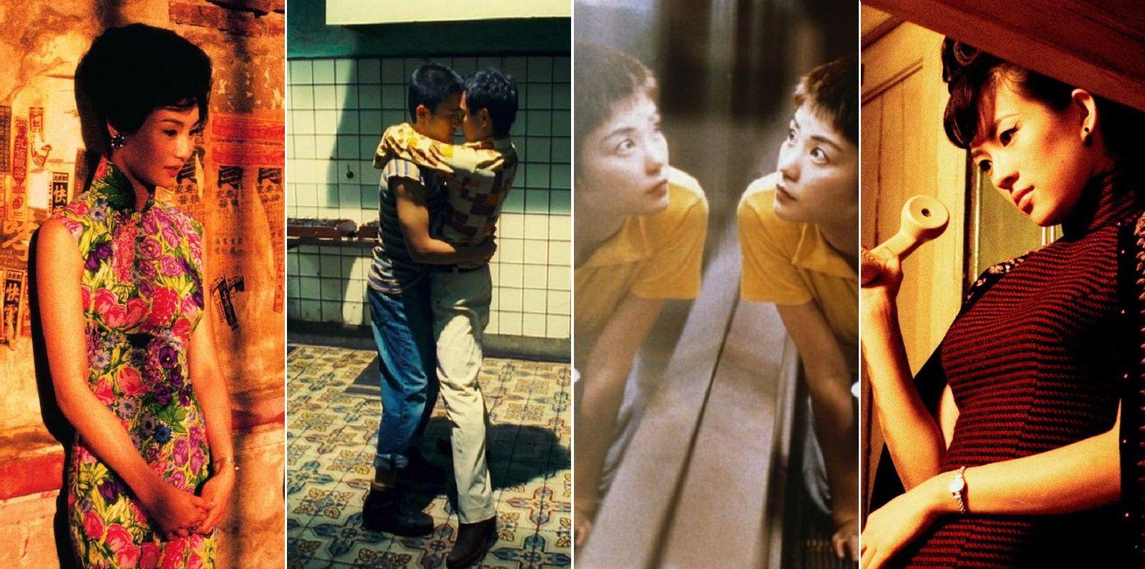 Las mejores películas de Wong Kar-wai y sus planos más icónicos
