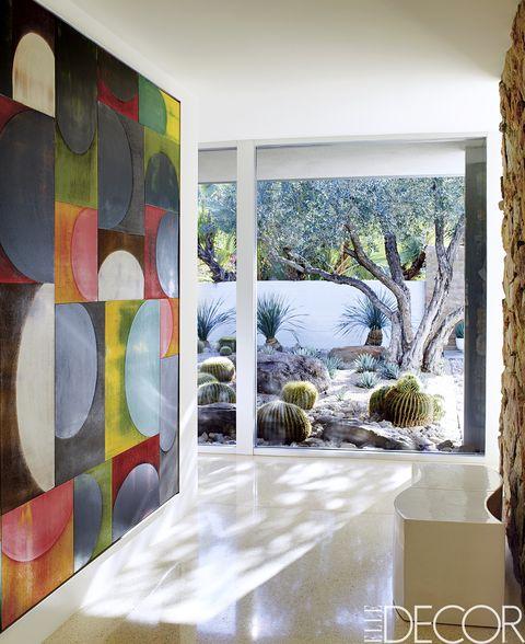 Tour A Luxurious Palm Springs Home Thunderbird Country Club