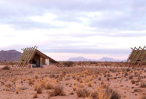 Alojamiento en Quiver Camp, Namibia