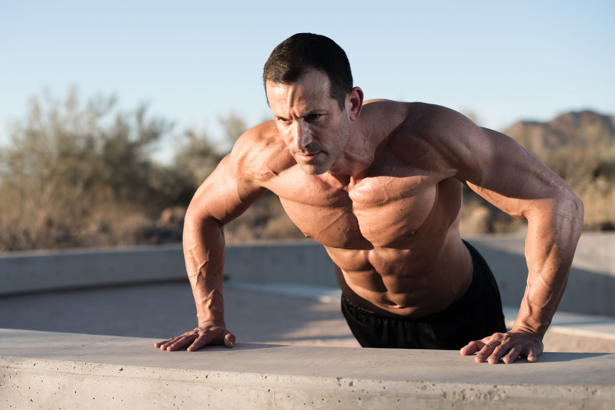 Strip Away Fat with Our Simple Bodyweight Circuit
