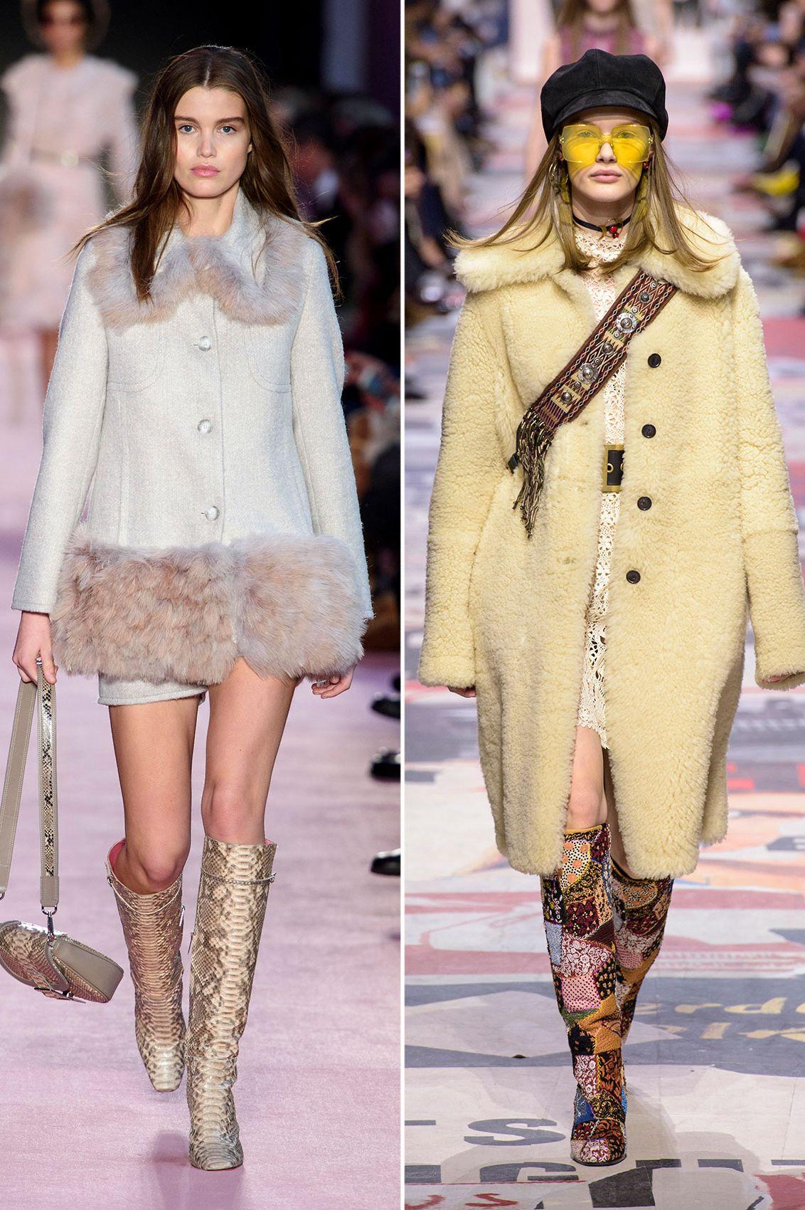 Te proponemos 11 prendas de pelo perfectas para un invierno a la moda y sin pasar nada de frío.