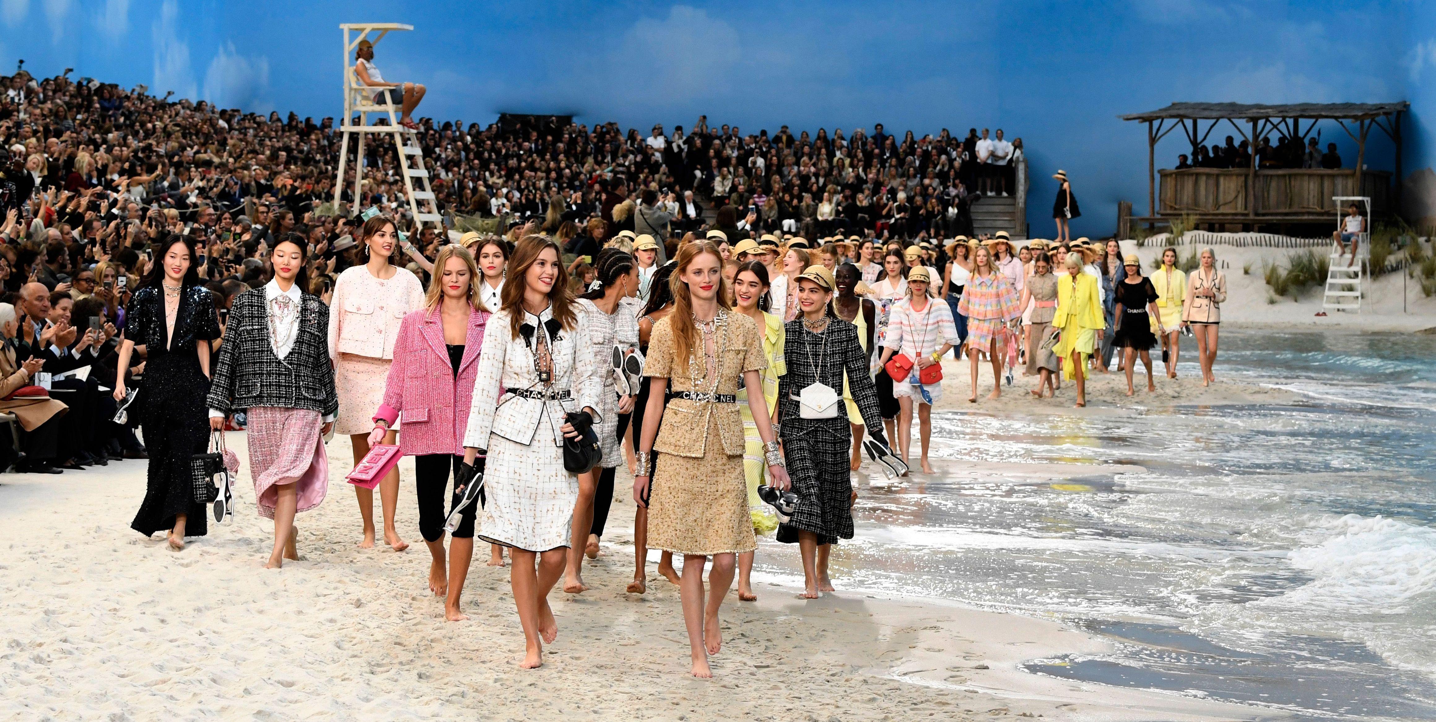 Las mejores puestas en escena en las Pasarelas de Moda