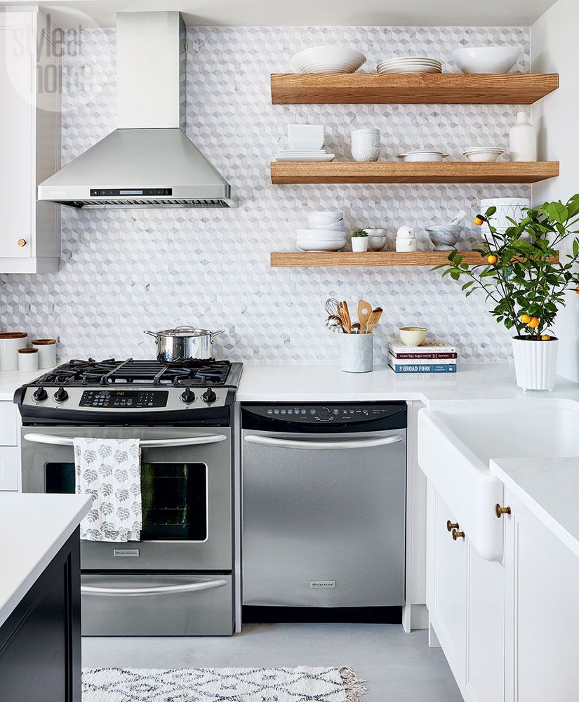 hate open shelving these 15 kitchens might convince you otherwise rh housebeautiful com
