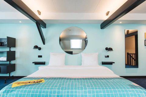Design hotels, Maastricht, The Dutch, luxe hotel