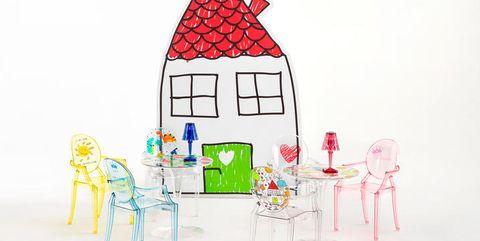 Il design per bambini di kartell kids per natale - Elle decor natale ...