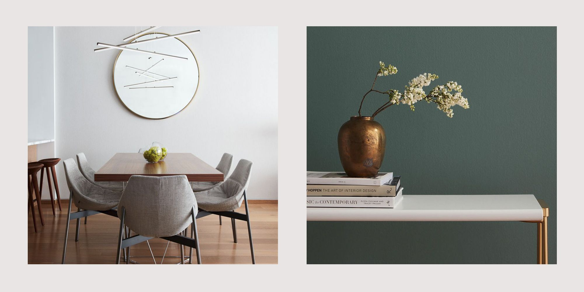 Latest Trend Paintings For Living Room The Design Trends That Are In and Out in 2019