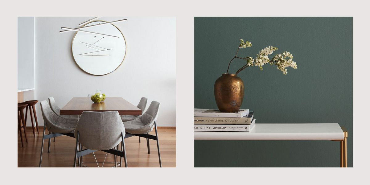 Top interior design trends 2019 what decorating styles - Dining room trends 2019 ...