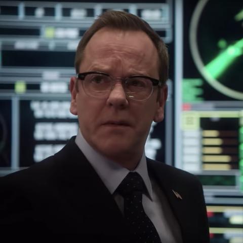 Netflix's Designated Survivor season 3 trailer warns of a terror attack during Kiefer Sutherland's re-election
