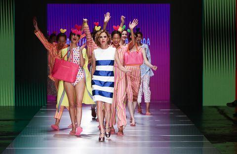 miami fashion week 2018   agatha ruiz de la prada   runway
