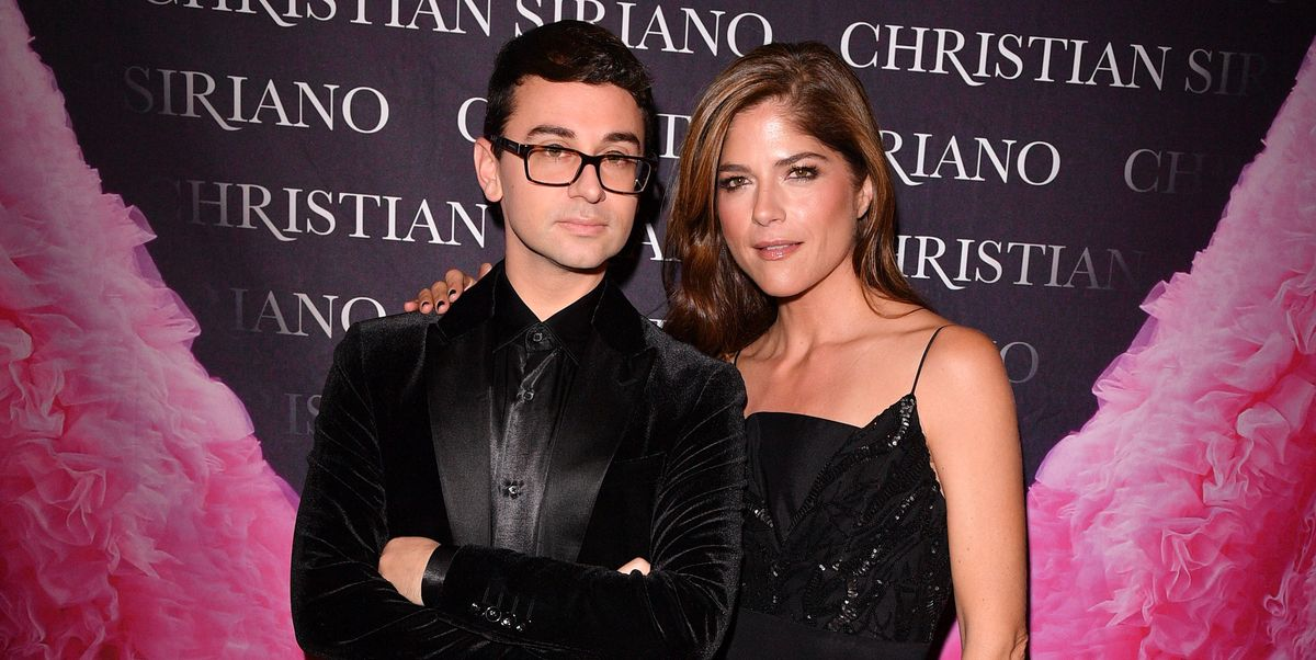 e137e2237a0 Christian Siriano Talks Potential Collaboration with Selma Blair on  Disabled Fashion Line