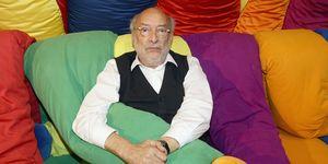 Meritalia Presents Lapo Elkann And Gaetano Pesce - Milan Design Week 2011