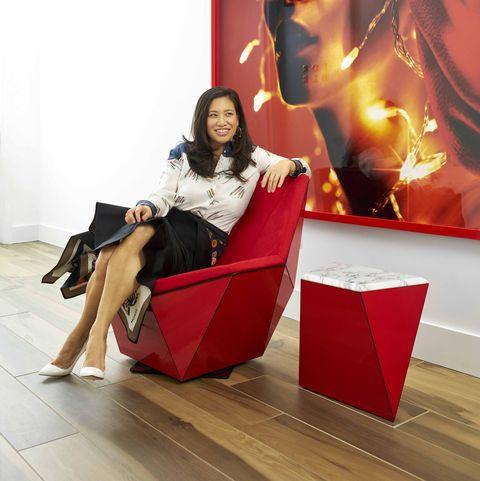 Designer Jean Liu