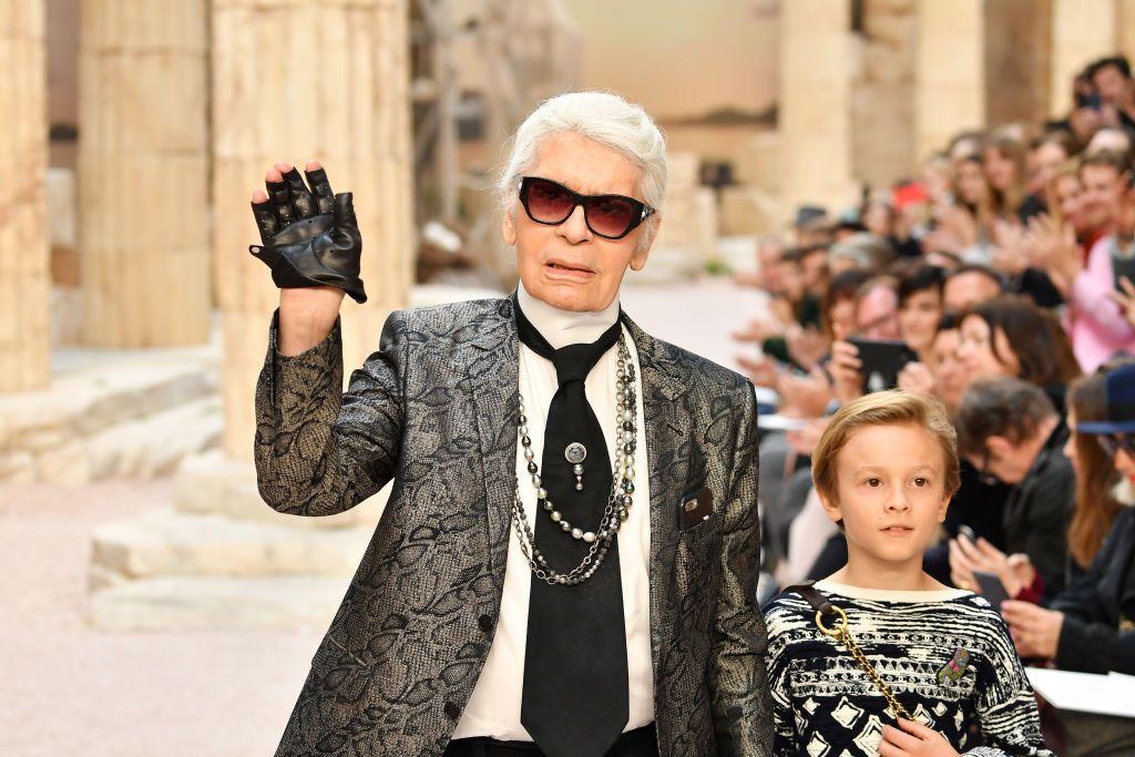 Karl Lagerfeld Brand Designer