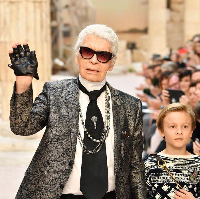 Karl Lagerfeld Passes Away in Paris
