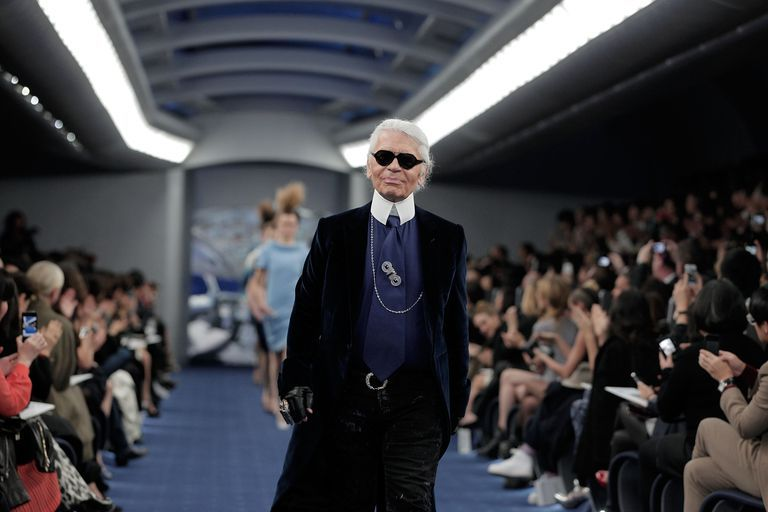 A Karl Lagerfeld memorial event will be held in Paris this summer