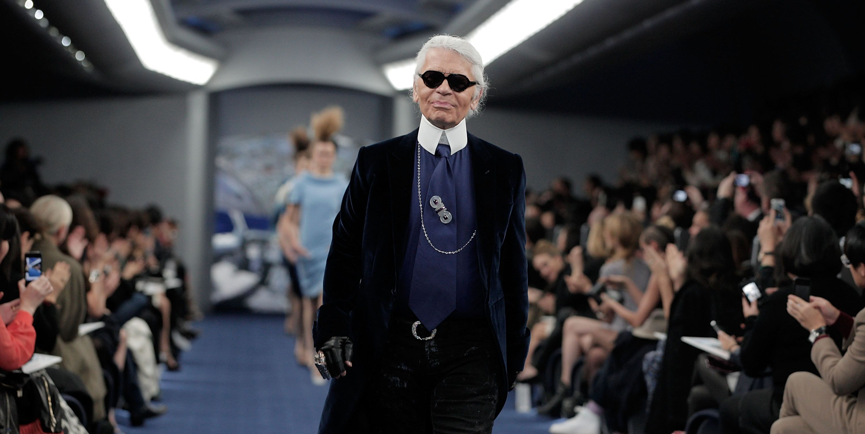 Karl Lagerfeld's Most Poignant and Colourful Quotes