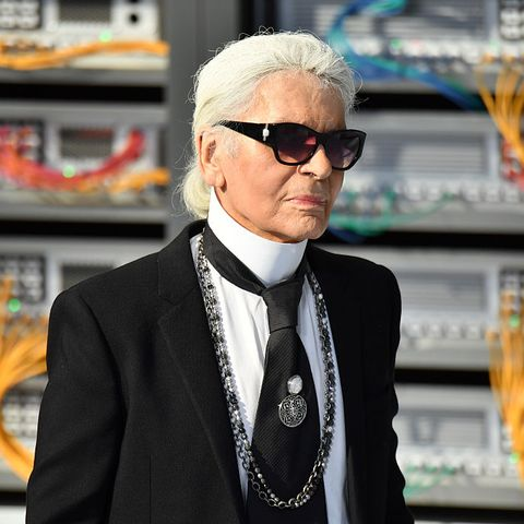 cdee79e2e658 Celebrities React to Karl Lagerfeld s Death — Karl Lagerfeld Dies in ...