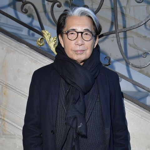 Designer Kenzo Takada Dies Following COVID-19 Diagnosis
