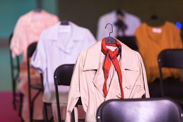 moises nieto  presentation mercedes benz fashion week madrid springsummer 2021