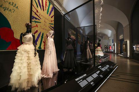 christian dior designer of dreams mostra moda 2022 new york