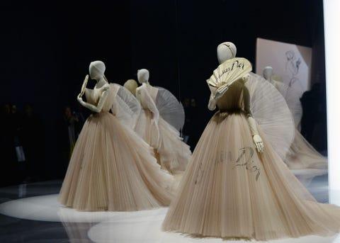 """Christian Dior: Designer Of Dreams"" Exhibition At The V&A"