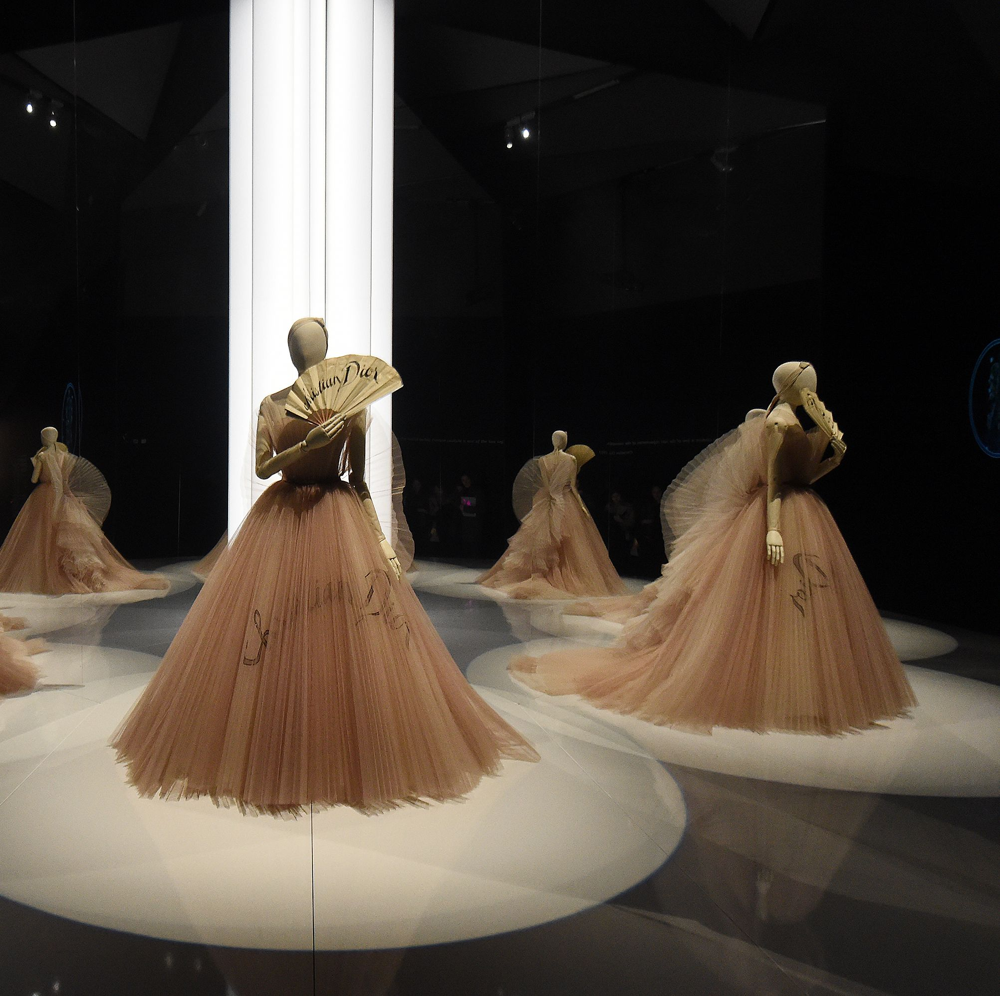 'Christian Dior: Designer Of Dreams' Exhibition At The V&A