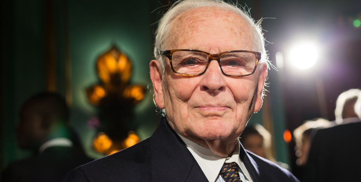 Iconic Fashion Designer Pierre Cardin Has Died at 98