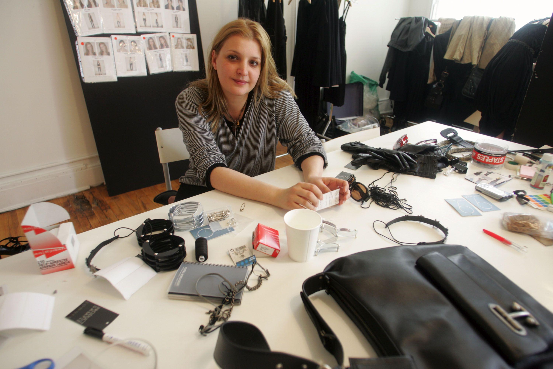 Designer Sophia Kokosalaki dies, aged 47