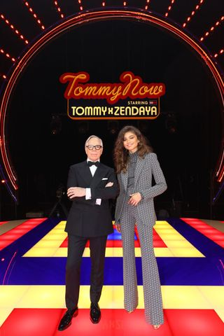 tommy hilfiger tommynow primavera 2019 tommyxzendaya estreno pista en el teatro de los campos elíseos de parís